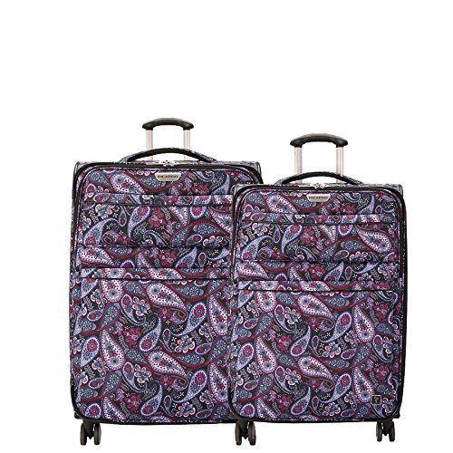Ricardo Beverly Hills Mar Vista 2.0 | 2-Piece Set | 25 and 29-Inch Spinners (Midnight ()