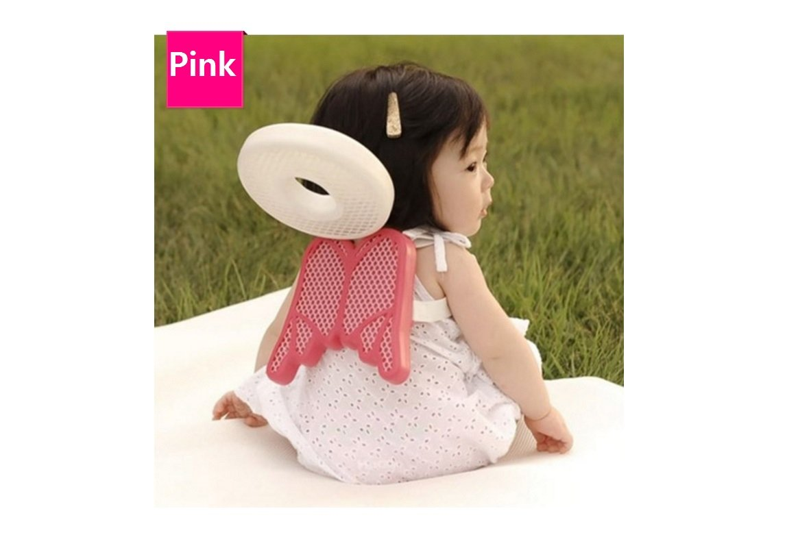Hori Infant Baby Infant Body Guards Head and Neck Support - Pink