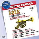1812 Overture / Capriccio Italien / Wellington's