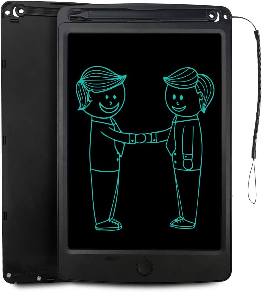 Button Cotton Children 4.4 inch LCD Handwriting Drawing Board Educational Toys