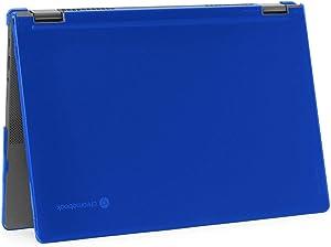 """mCover Hard Shell Case for 2020 Lenovo Chromebook Flex 5 (13"""") 2 in 1 Laptop ( NOT Fitting Lenovo 300E Windows & N21 / N22 / N23 / 300E / 500E / Flex 11 Chromebook ) LEN-CB-FLEX5-13 (Blue)"""