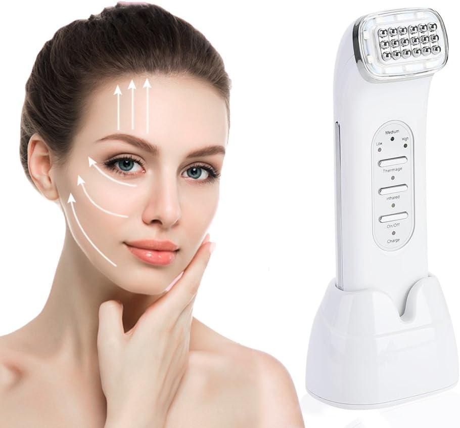 Rejuvenecimiento Facial Máquina Belleza de Radiofrecuencia RF