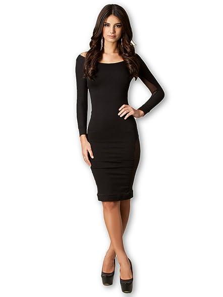 Carolina Dress Vestidos Ropa De Moda Para Mujer De Fiesta y Noche Elegante Casuales (Large