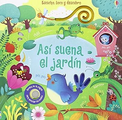 Así Suena El Jardín: Amazon.es: Sam Taplin: Libros