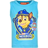 Paw Patrol Tank Top T-Shirt Without Sleeves – For Children – New Original Product EP1295