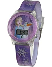 Disney Frozen 2 Elsa and Anna Digital Light Up Watch