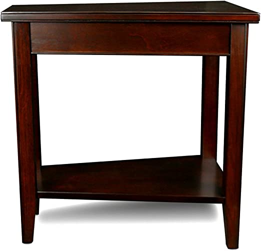 Amazon Com Hardwood Wedge Table Side End Multi Purpose Special