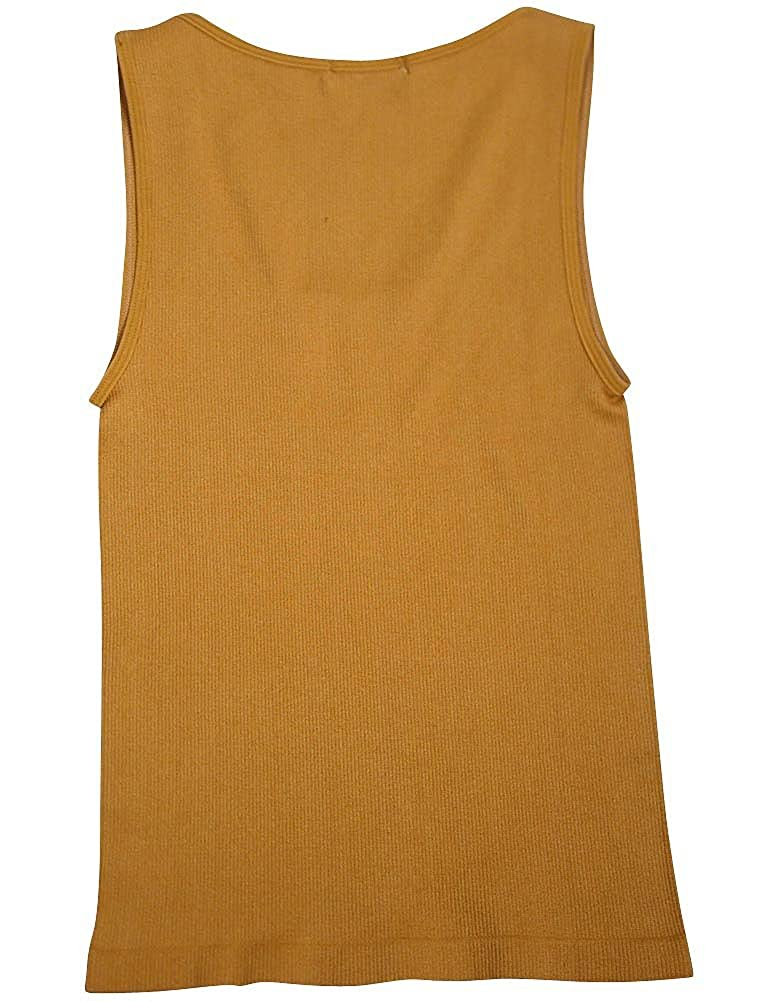 Big Girls Stretchy Tank Top So Nikki