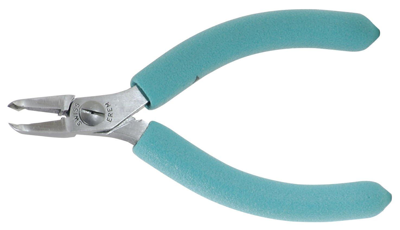 Erem Series 500 Medium Tip Cutter Angled Narrow Head 4.527 Length Flush Cut 0.236 Jaw Length