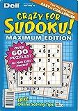 Dell Crazy for Sudoku Maximum Edition Volume 49