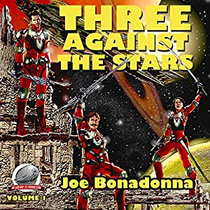 Three Against the Stars Audiobook