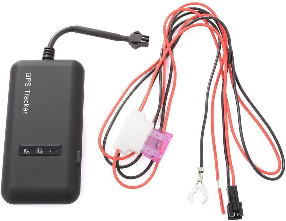 GPS Tracker Vehículo en Tiempo Real GPS Tracking Localizador GPS/gsm/GPRS/SMS Tracker Anti Robo de Motocicleta Bicicleta GPS Dispositivo de rastreo (GT02A).