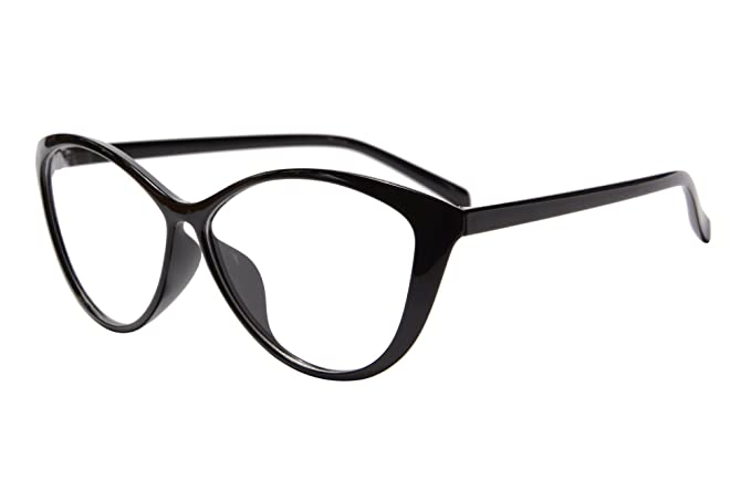 d9cc03062a9 Amazon.com  SHINU Oversize Cat Eye TR Frame