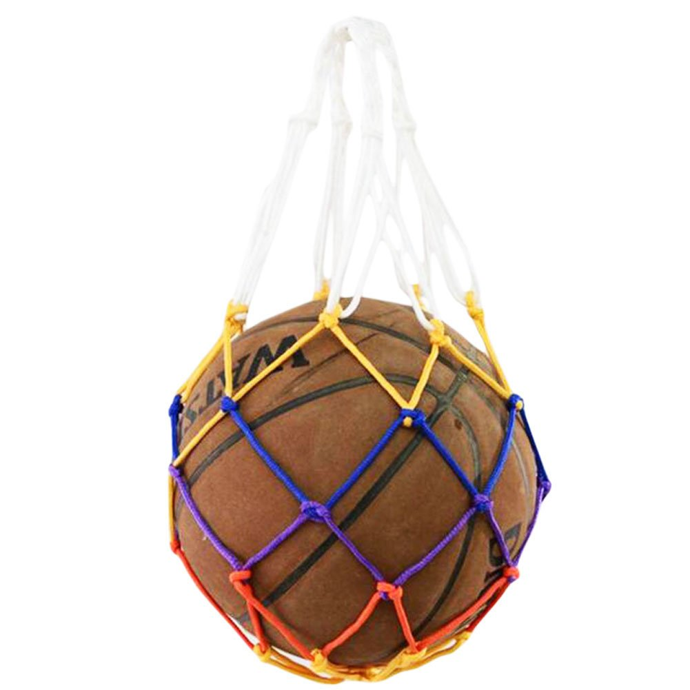 George Jimmy Colorful Basketball Soccor Pocket Hand-carry Training Bag Random Color by George Jimmy (Image #2)