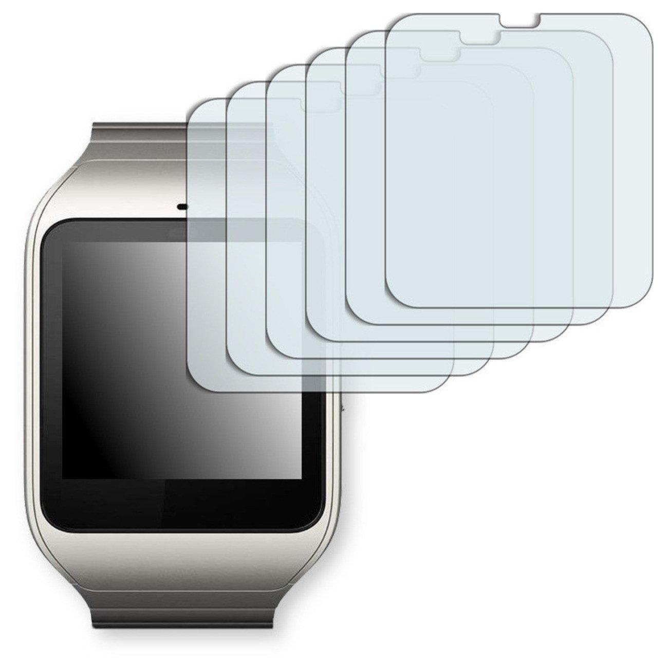 GOLEBO 6 x protectores pantalla Sony SmartWatch 3. Lámina ...