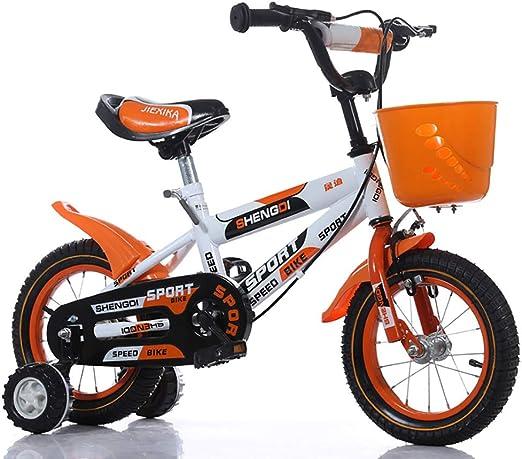 FJ-MC Bicicleta para niños, Muchachos Chicas Bici de los niños, 3 ...