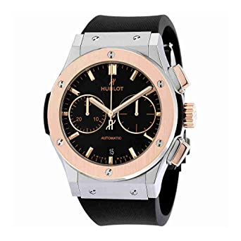 Image Unavailable. Image not available for. Color  Hublot Classic Fusion  Automatic Chronograph Mens Watch ... f561c35bcf