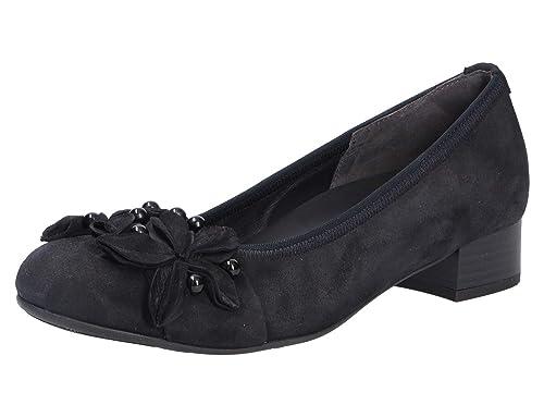 Gabor Comfort Athen Pumps blau: : Schuhe & Handtaschen