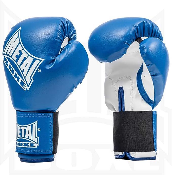 Metal Boxe PB480 - Guantes de boxeo: Amazon.es: Deportes y aire libre
