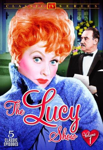 lucy show season 1 - 5