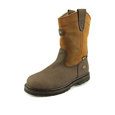 9f90f1170d9 Lacrosse Men's Plain Toe Wellington Boots