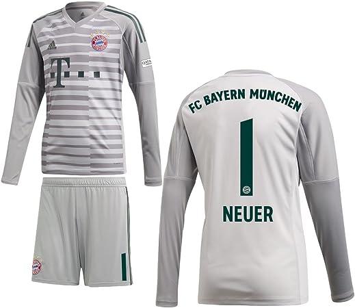 adidas FCB Portiere FC Bayern München Set 2018 2019 Giocatori ...