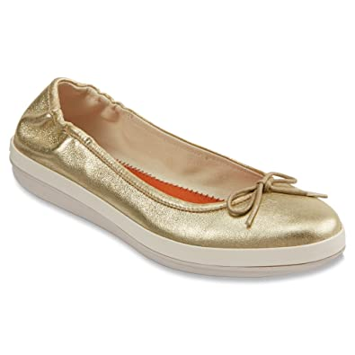 Tommy Bahama Womens Relaxology? Caylee Gold Dust - Flats