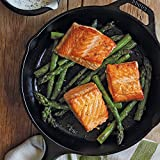 Lodge Pre-Seasoned Cast Iron Skillet With Assist