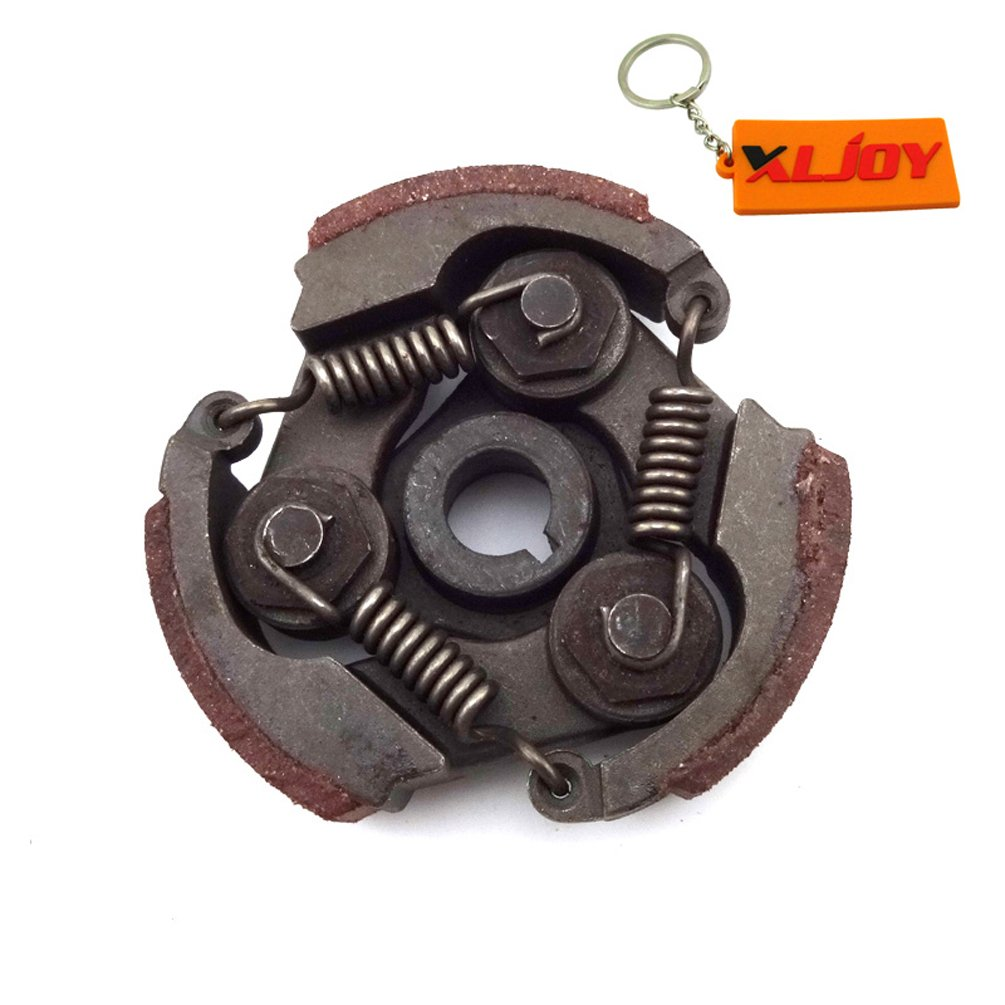 XLJOY Heavy Duty Steel Minimoto Clutch Pad For 47cc 49cc Pocket Bike Dirt ATV Quad