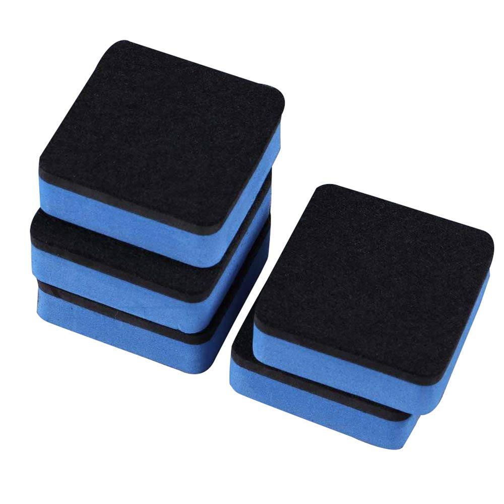 Magnetic Whiteboard Eraser for Classroom Office Home Fengus 30 Pack Dry Erasers