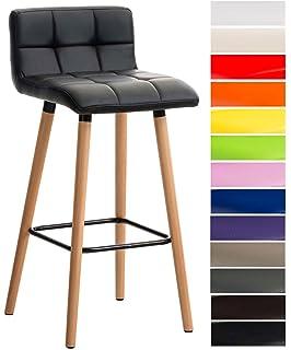 Repose La Chaise Dossier Mode Bar Pieds De Tabouret Pu Avec Y67byfg