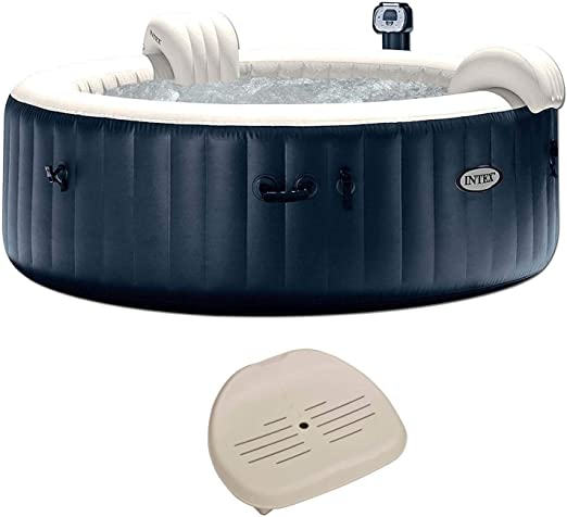 Amazon.com: Intex Pure Spa inflable para 6 personas al aire ...