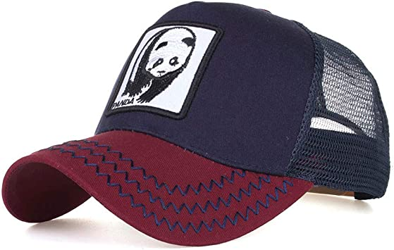 Moda Media Malla Transpirable Gorra Deportiva Unisex, Animal ...