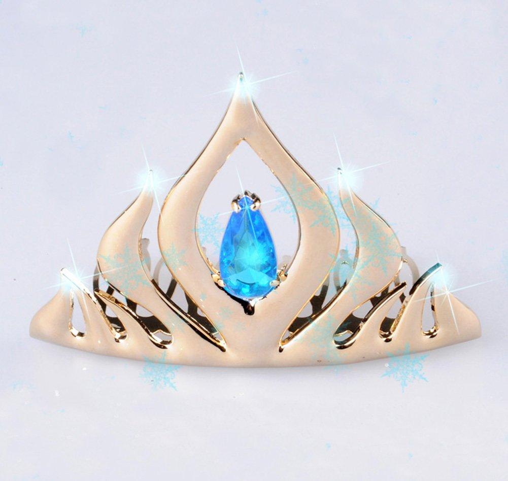 Amazon.com : Frozen Princess Snow Queen Elsa Hairpins Hair ...