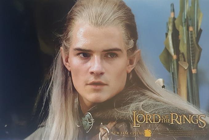 Amazon.com: The Lord of the Rings - Orlando Bloom Legolas ...