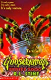 Are You Terrified Yet? (Goosebumps 2000)
