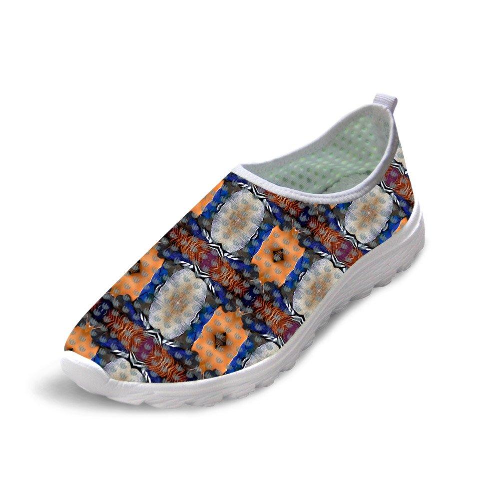 Santiro Fashion Fitness Lightweight Mesh Breathable Mens /& Womens Comfortable Athletic Walking Running Shoes