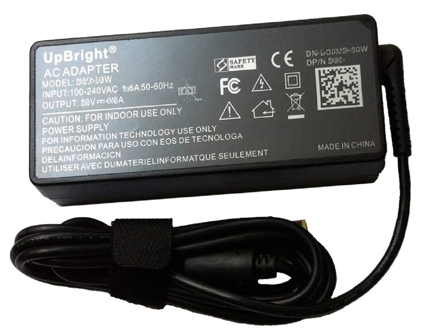 UpBright 20V AC/DC Adapter Replacement For Lenovo ThinkPad 11e Chrome & Windows Type 20D9 20DA 20DB 20DU S1 Yoga(20CDS00800) T440s 20AR001BUS ...
