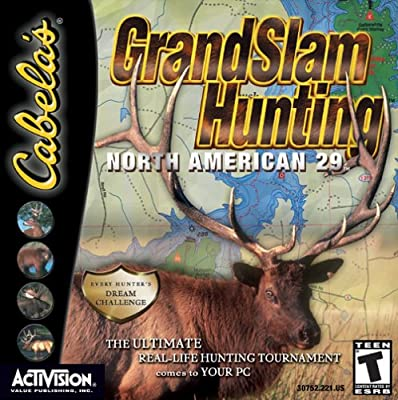 Cabela's Grand Slam Hunting: North American 29 - PC