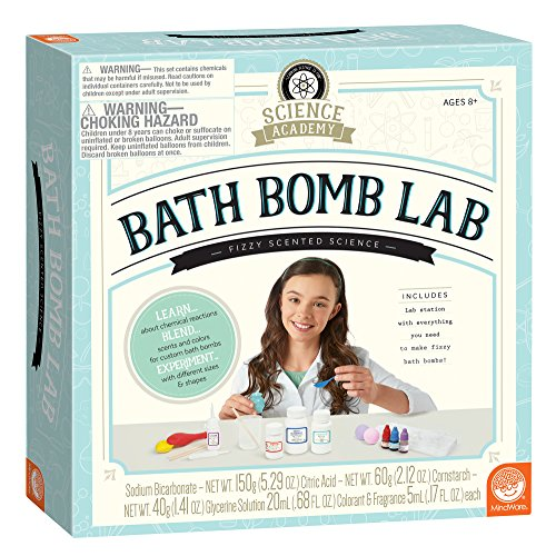 MindWare Science Academy (Bath Bomb)