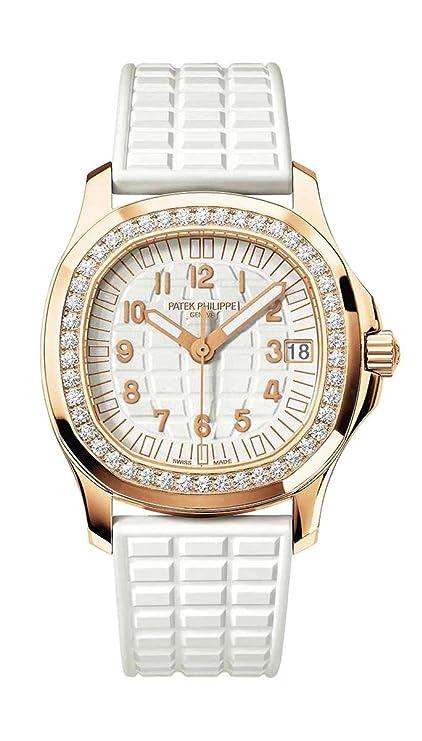 Amazon Com Patek Philippe Ladies Aquanaut Rose Gold Watch 5068r