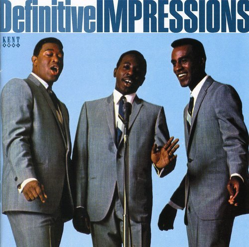 Definitive Impressions by Impressions, The