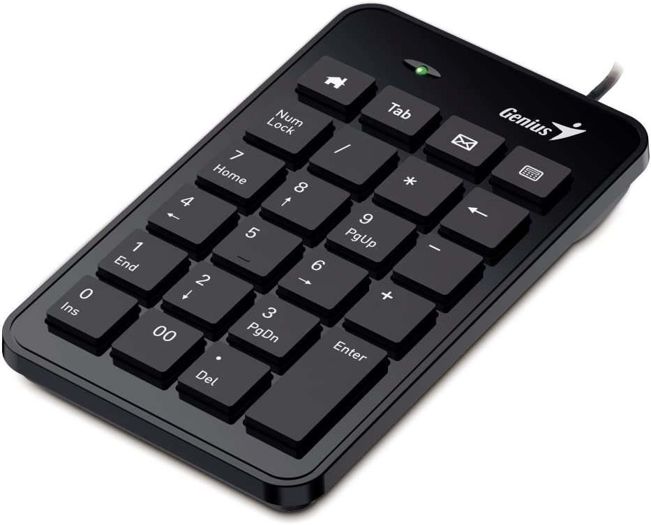 Genius Teclado numerico Pad i120