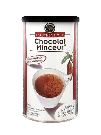 chocolat minceur natural scientific