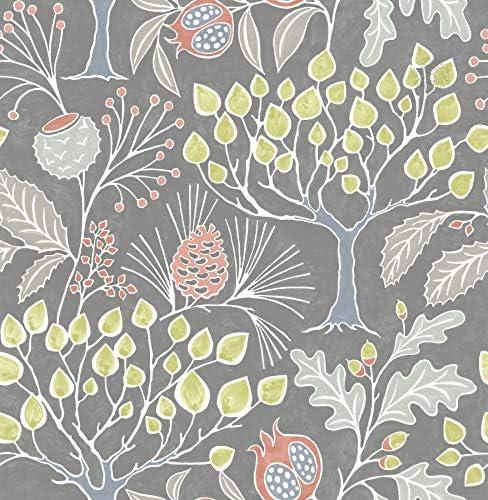 NuWallpaper NU3039 Groovy Wallpaper Multicolor product image