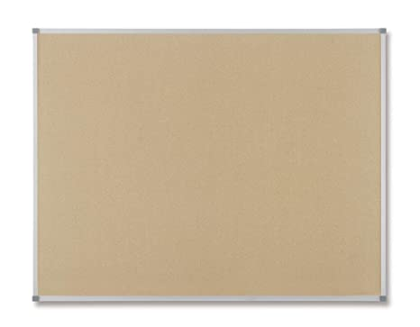 Nobo 30530321 Elipse Office - Tablón de anuncios (1200 x 900 mm, corcho con