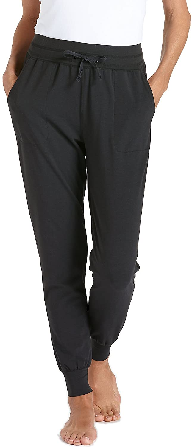 cf453e1b41 Coolibar UPF 50+ Women's Weekend Pants - Sun Protective at Amazon Women's  Clothing store: