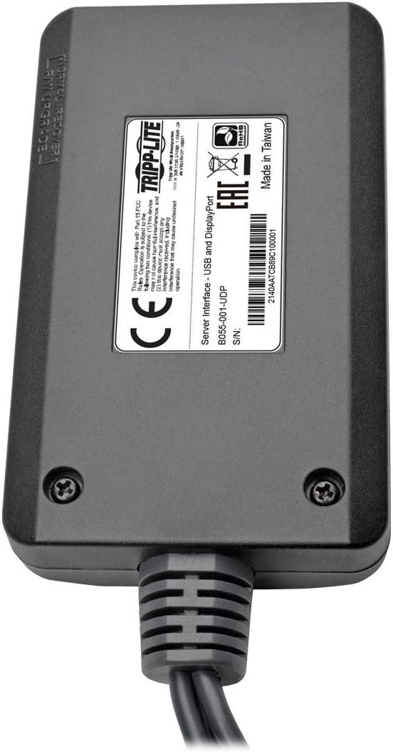 B055-001-USB-VA Tripp Lite USB Server Interface Unit for B064 KVMs with Virtual Media /& Audio TAA GSA