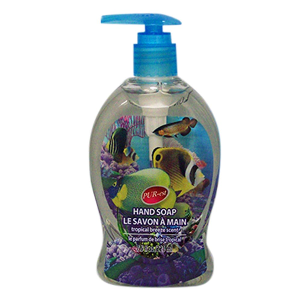 Purest Hand Soap With Tropical Breeze Scent(221ml) 2309253