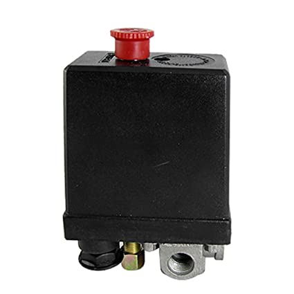 TOOGOO(R) Interruptor Automatico de Compresor de Aire Piscina Spa Bomba de Agua